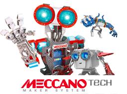 Gamme Meccano TECH Meccano
