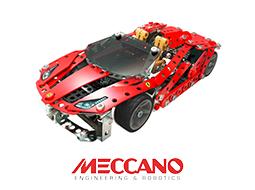 Gamme Meccano Meccano