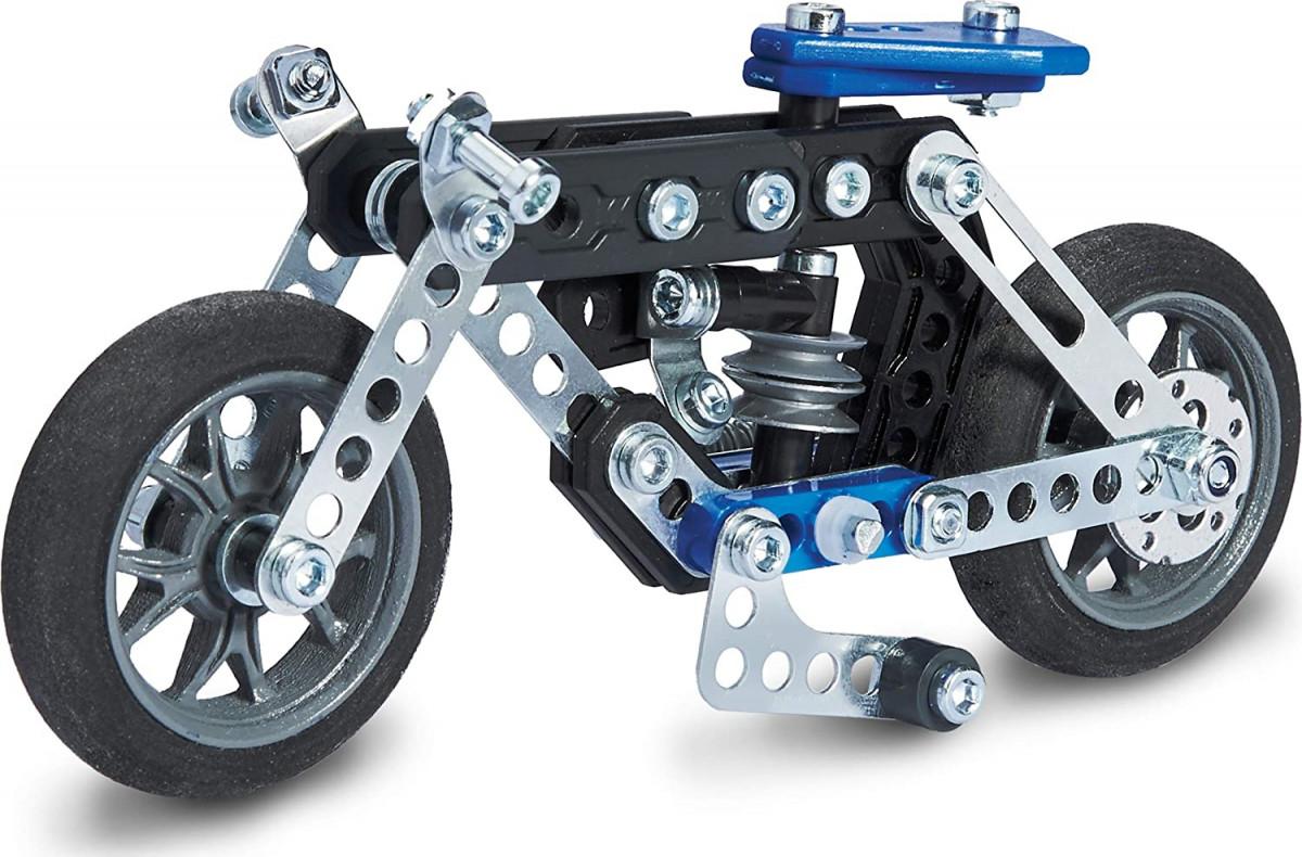 6036044 MOTO 5 MODELES MECCANO MODELE 2