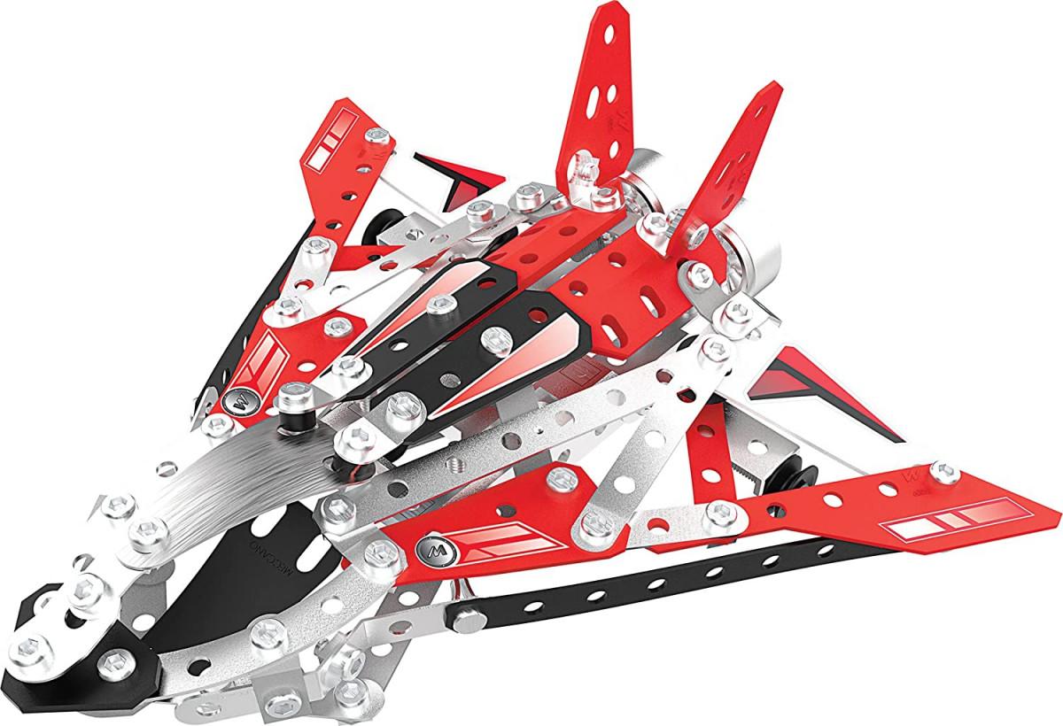 6060104 VEHICULES DE COURSE 10 MODELES www.meccanodiret.fr Boutique Officielle Jeu de construction MECCANO