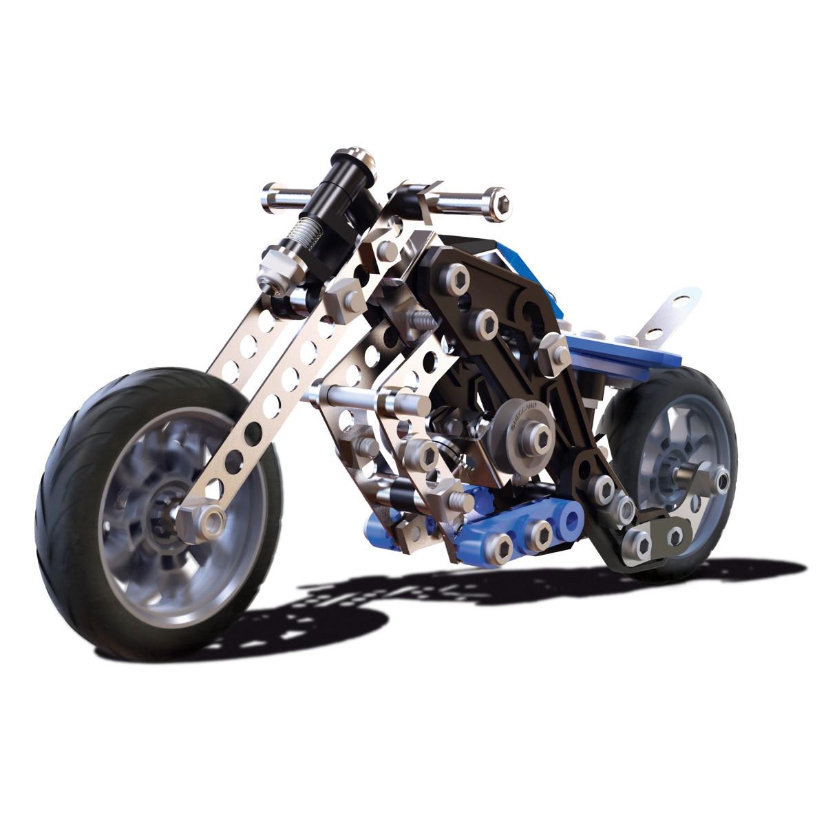 6036044 MOTO 5 MODELES MECCANO