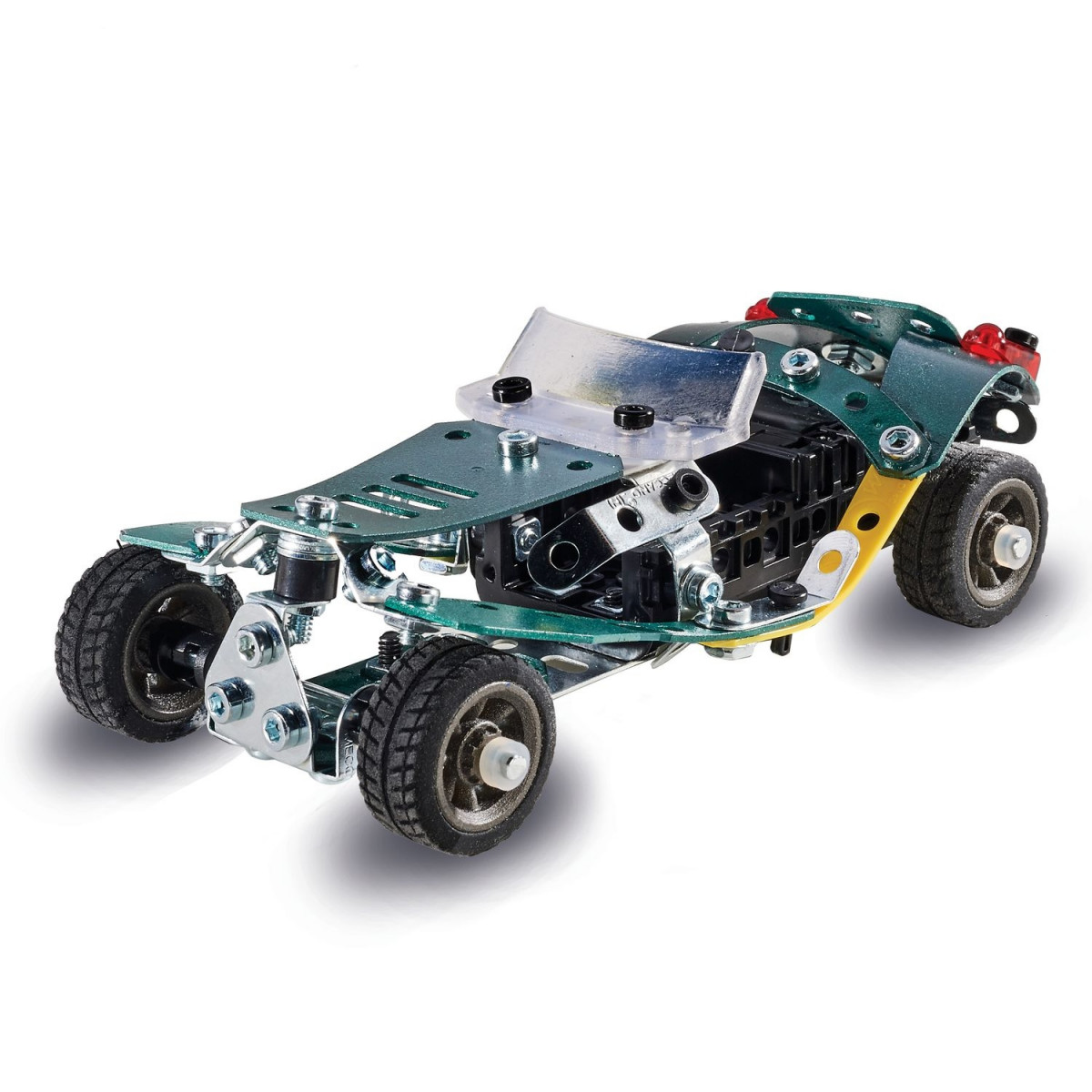 6040176 CABRIOLET RETROFRICTION 5 MODELES MECCANO ROADSTER