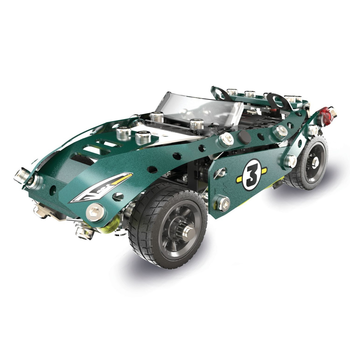 6040176 CABRIOLET RETROFRICTION 5 MODELES MECCANO