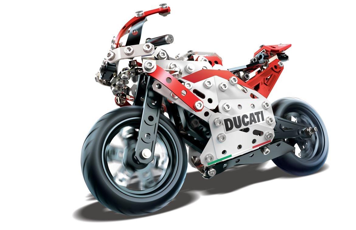 6044539 DUCATI MOTO GP MECCANO PROFIL