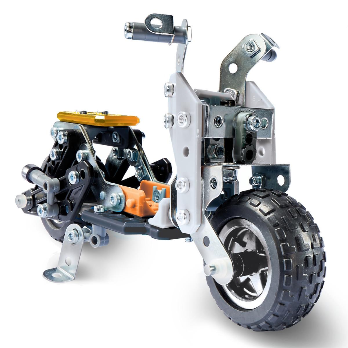 6052632 SUPER TRUCK 15 MODELES MECCANO MOTO