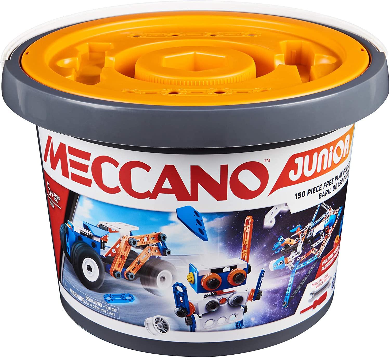 Meccano BARIL V2 150 PIECES Meccano JUNIOR