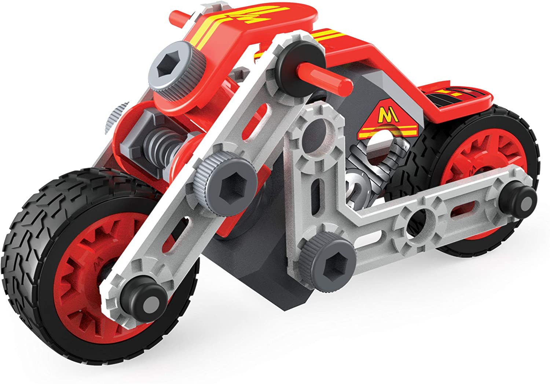 Meccano MOTO - MES PREMIERES CONSTRUCTIONS Meccano JUNIOR