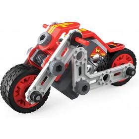 MOTO - MES PREMIERES CONSTRUCTIONS