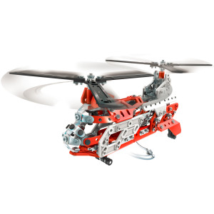 Meccano HELICOPTERE - 20 MODELES Promotions