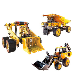 Meccano Pack Chantier Promotions