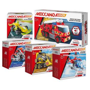 Meccano Pack Mes Premières Constructions Promotions