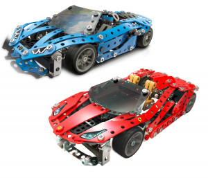Meccano Pack Bolide Promotions